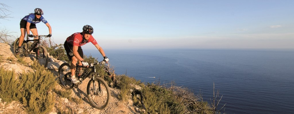 Bikeferien in Finale Ligure