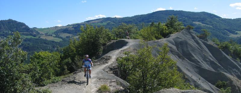 Bikeferien Apennin - Bagno di Romagna in Italien
