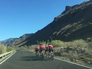 Rennradtouren und Biken auf Gran Canaria, Playa del Ingles