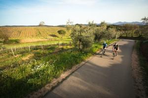 Rennvelo- und Bikeferien in der Massa Vecchia, Toskana