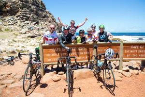 Rennradtour durch Südafrika
