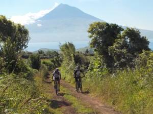 Bikeferien auf den Azoren