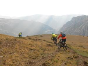 Biken in Albanien und Kosovo
