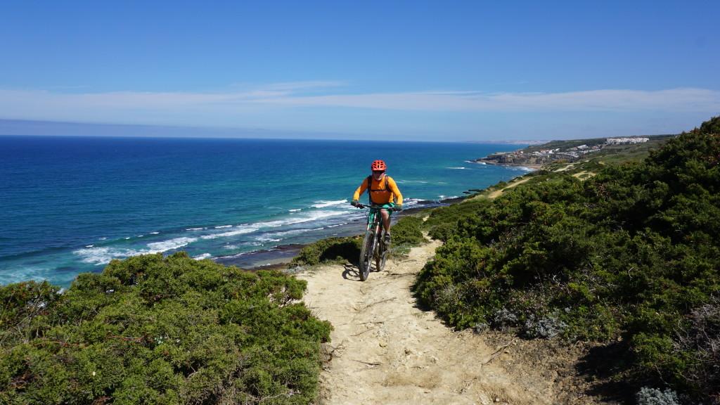 Bikereise Süd-Portugal